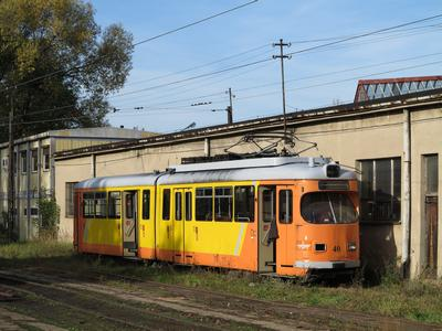 Tw 40 in Lodz am 18.10.2012