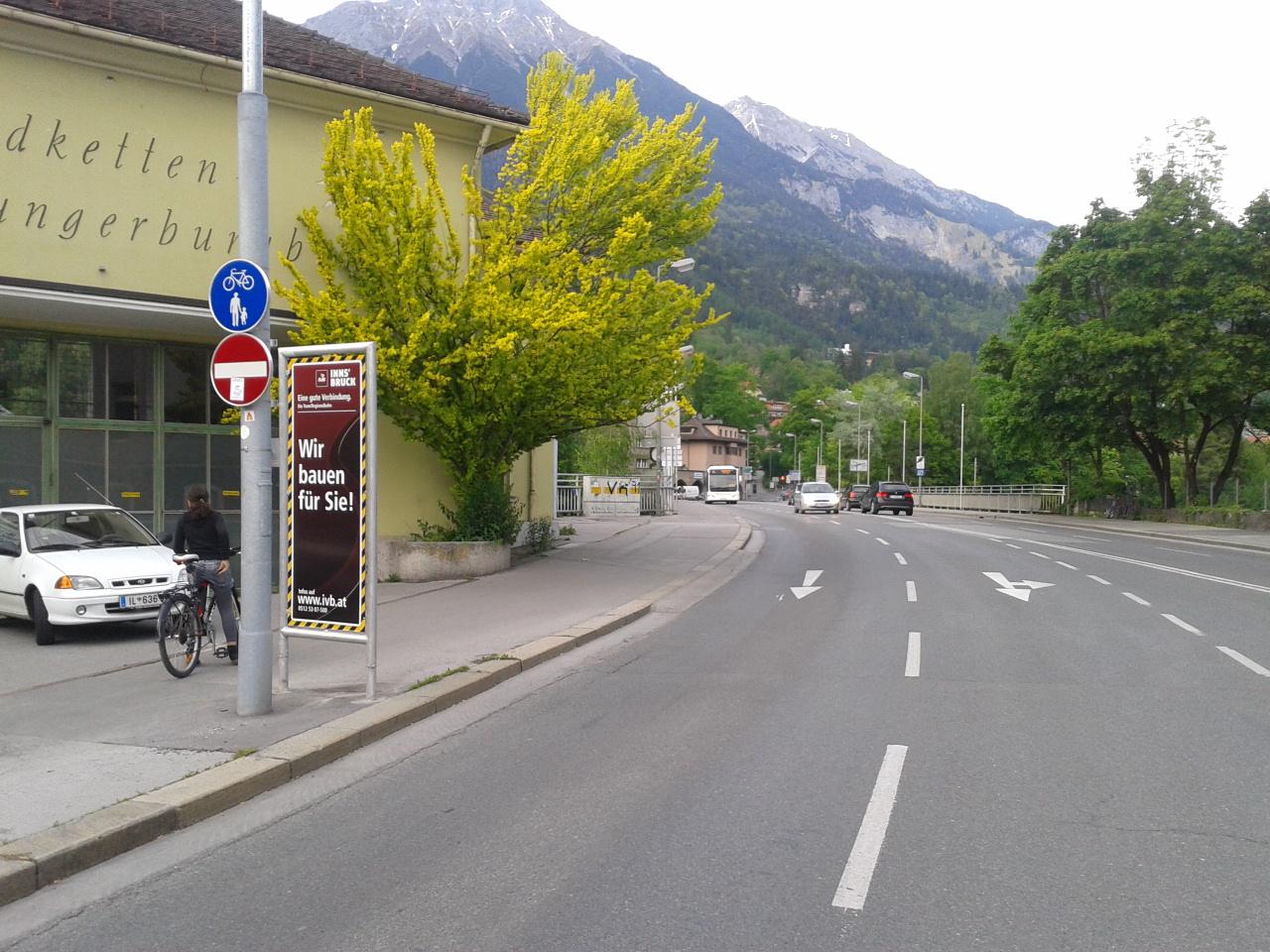 strafe österreich entgegen einbahn